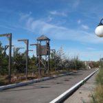 KZ Lager in Dolinka Gebiet Karaganda