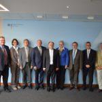 Sitzung in Berlin