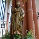 St. Clemens, Patron der Kirche und Stadt Solingen